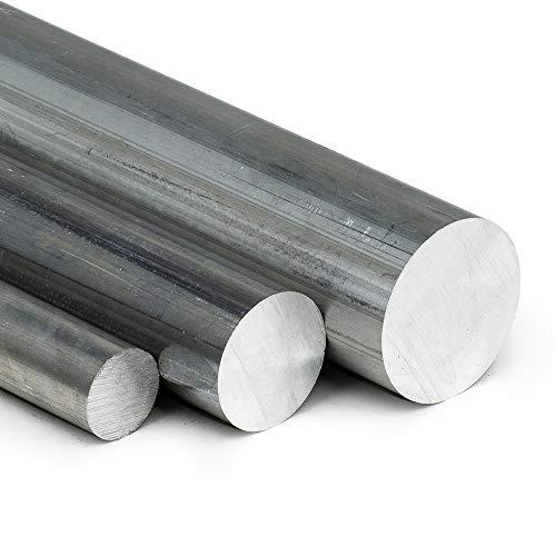 L: 25mm Rundmaterial Zuschnitt 2,5cm Polyamid PA6 Rundstab schwarz /Ø 30mm