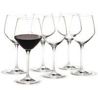 Holmegaard - Perfection Burgunder-Glas, 50cl (6er-Set) von Holmegaard