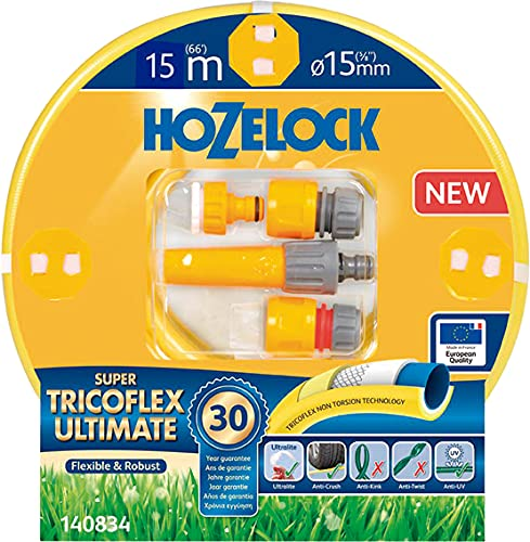 Kit Súper Tricoflex Ultimate Ø15mm 15m von Hozelock