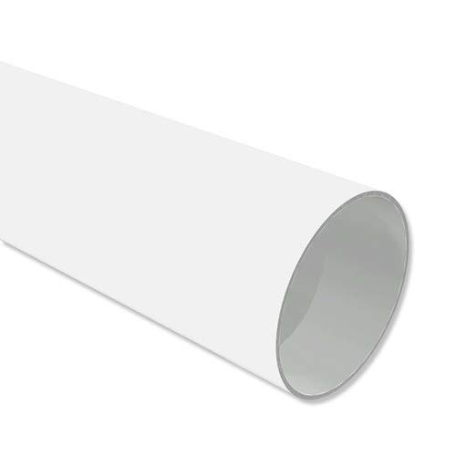 INTERDECO Gardinenstangen Tr/äger//Wandhalter Silber-Grau 7,5 cm Abstand offen 1-l/äufig 16 mm /Ø Hera