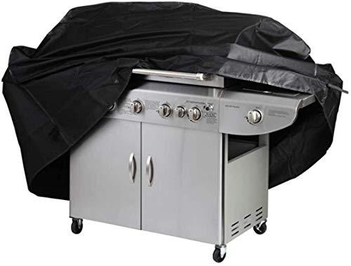 Deinbe Gro/ße Outdoor Wasserdicht Grillabdeckung Barbecue Abdeckungen Garten Innenhof Grill-Schutz