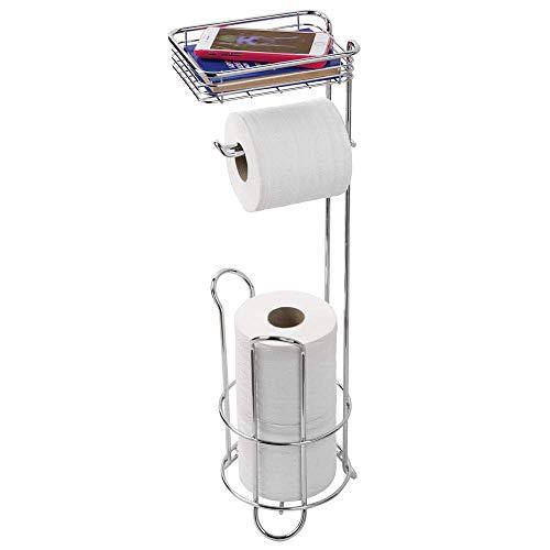 silber toilettenpapierhalter und weitere badaccessoires g nstig online kaufen bei m bel garten. Black Bedroom Furniture Sets. Home Design Ideas