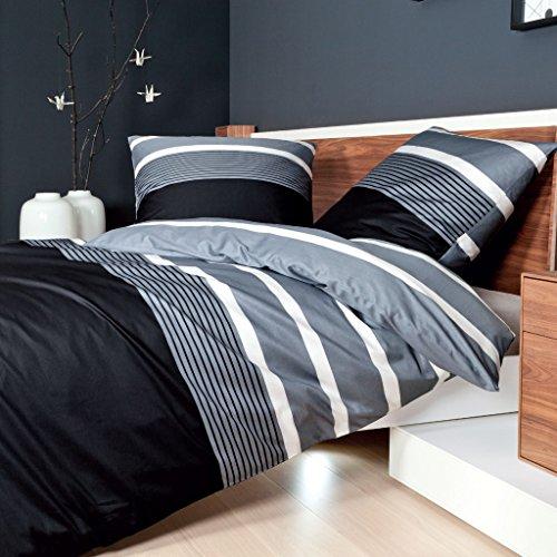 schwarz bettw sche 135 x 200 cm und weitere bettw sche g nstig online kaufen bei m bel garten. Black Bedroom Furniture Sets. Home Design Ideas