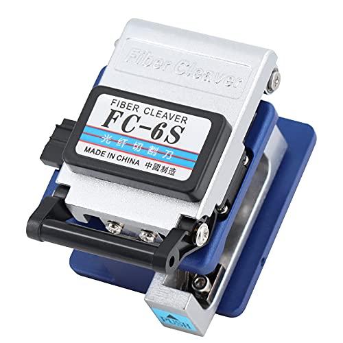 Kevlar-Schere mit Abisolierhilfe f/ür Glasfaser FTTH Glasfaser-Abisolierschere CFS-2 mit 2 /Öffnungen