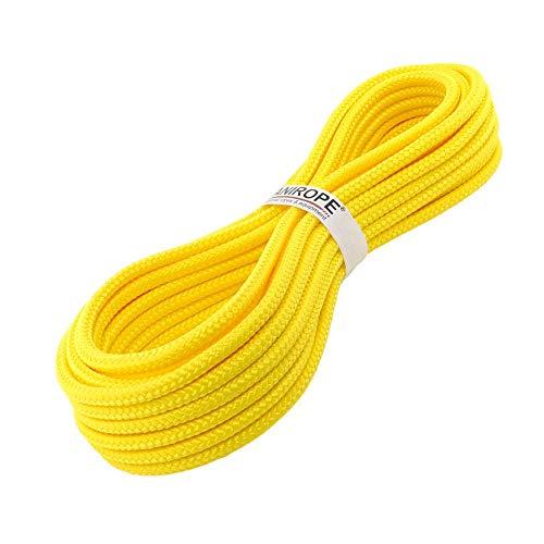 1132 Kanirope/® PP Seil Polypropylenseil MULTIBRAID 3mm 500m geflochten Farbe Gelb