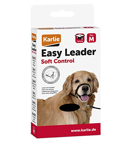 Karlie Easy Leader M schwarz Golden Retriever, Dobermann, Labrador von Karlie