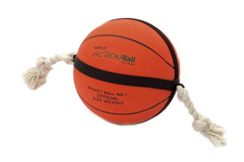 Karlie Action Ball - Fuß- und Basketbälle ø: 24 cm orange von Karlie