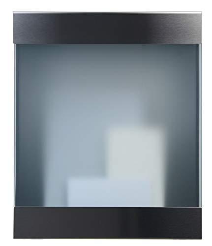 Schutzklasse IP 66 Klingeltaster jingle-bell.square Edelstahl anspruchsvolle Gestaltung hochwertige Verarbeitung Grau One Size Keilbach Designprodukte 81033 Keilbach