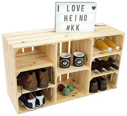 tv regale und andere regale von kistenkolli altes land online kaufen bei m bel garten. Black Bedroom Furniture Sets. Home Design Ideas