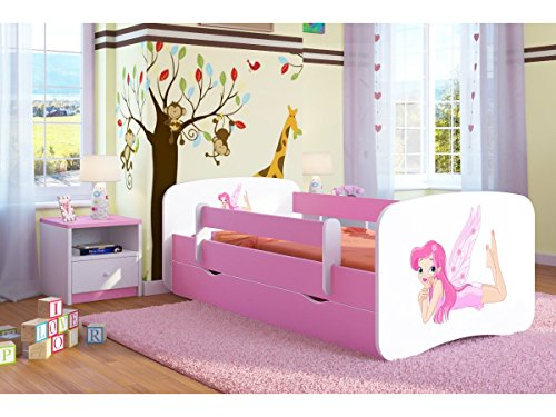 rosa kinderbetten f r m dchen und weitere kinder. Black Bedroom Furniture Sets. Home Design Ideas