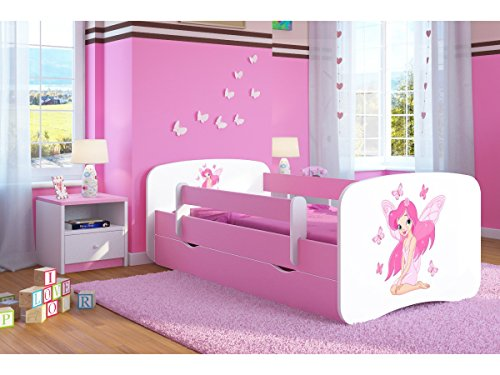 kinderbetten f r m dchen und weitere kinder. Black Bedroom Furniture Sets. Home Design Ideas