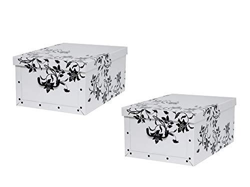 stauboxen k rbe und andere wohnaccessoires von kreher. Black Bedroom Furniture Sets. Home Design Ideas