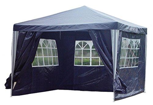blau pavillons pergolen gartenlauben und weitere gartenausstattung g nstig online kaufen. Black Bedroom Furniture Sets. Home Design Ideas