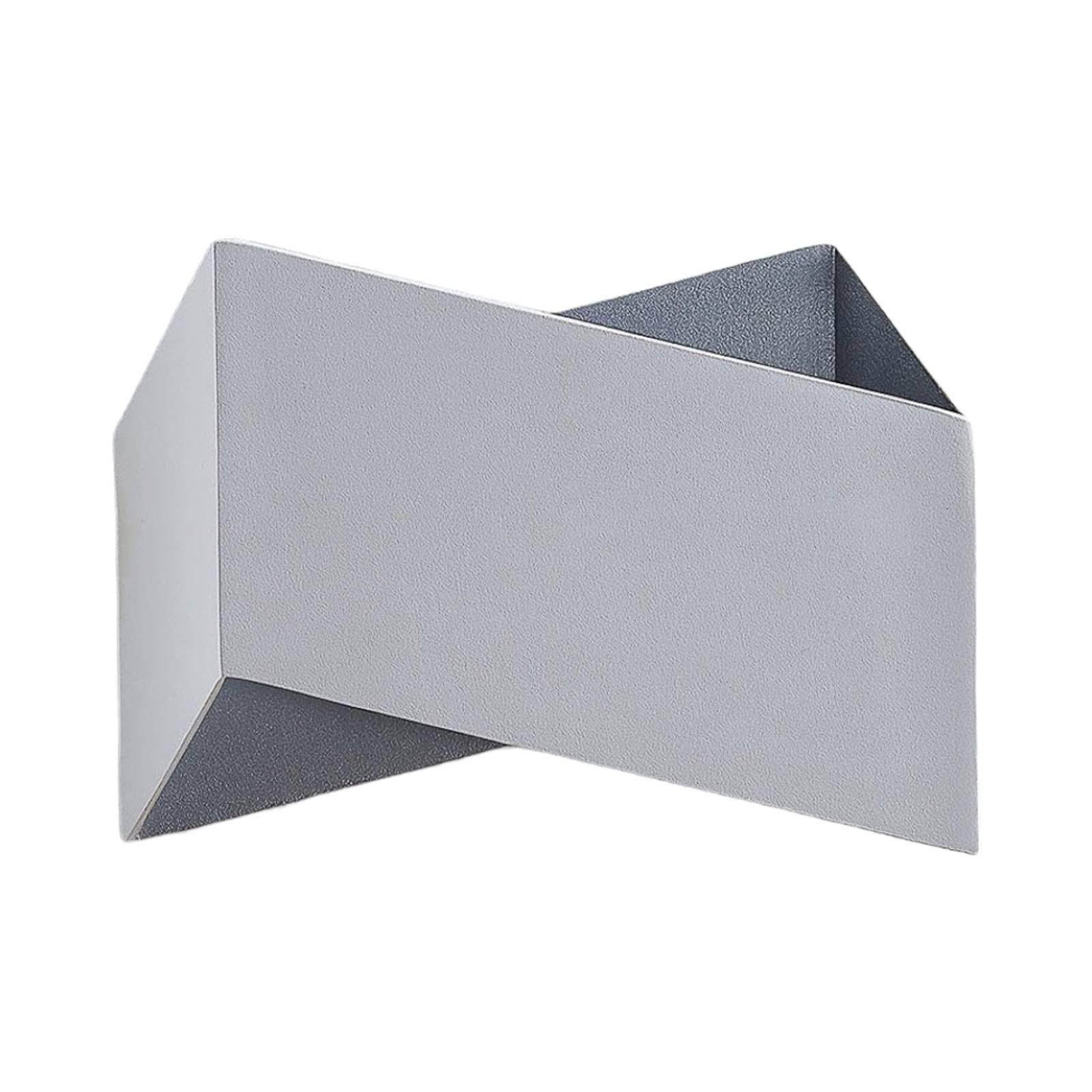 Arcchio 9621854 Würfelförmige LED-Wandleuchte Lampe Zuzana dimmbar weiß eckig