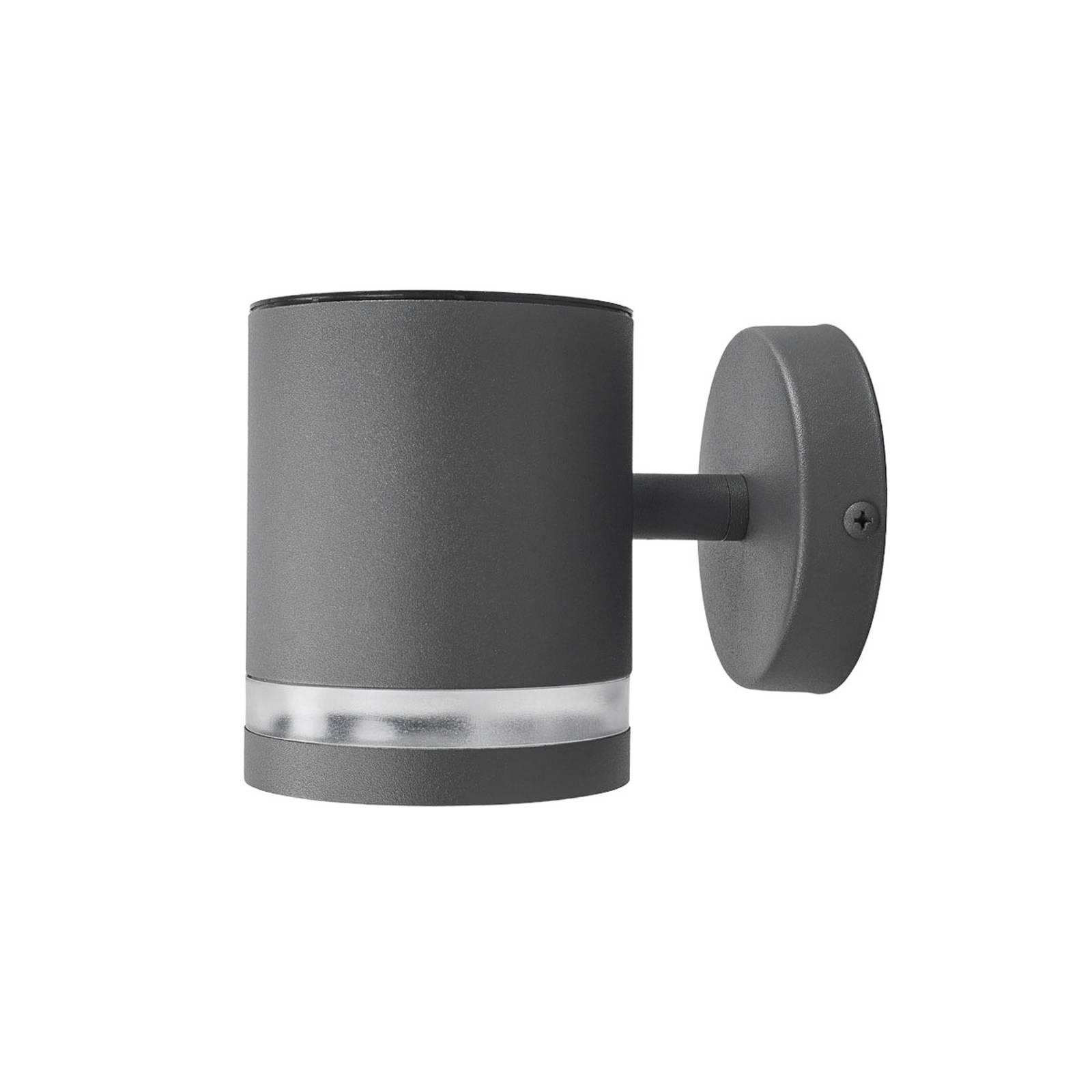 LED-Solarlicht Dijan Teelicht Kunststein Flackernd Solar Lampenwelt Terrasse