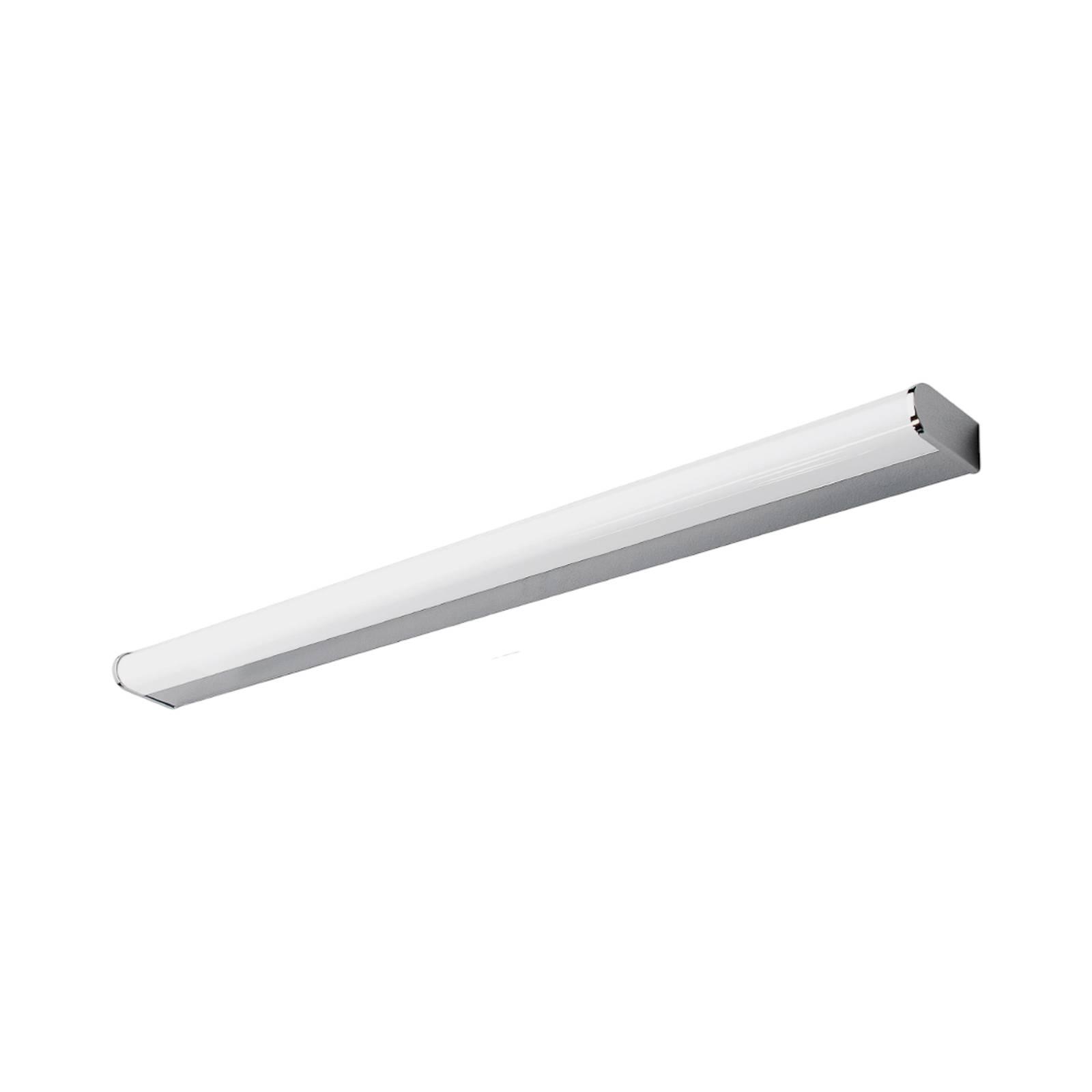C /α/γά/π/η /Ζ Spiegellampe Badlampe Badleuchte Spiegelleuchte Wandleuchte Edelstahl Led Badezimmerlampe,180/°Winkel-Einstellbar,F/üR Bad Spiegel Leuchte,Wasserdicht Und Beschlagfrei Wei/ßes Licht,40cm