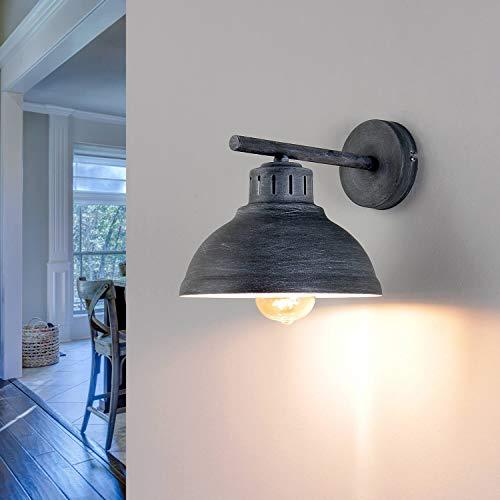 grau antike wandlampen und weitere wandbeleuchtung g nstig online kaufen bei m bel garten. Black Bedroom Furniture Sets. Home Design Ideas