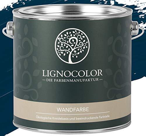 Farbkarte Wandfarbe Blau 2: Wandfarbe Und Weitere Malern & Tapezieren. Günstig