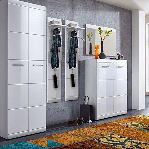 wei hochglanz schuhschr nke und weitere schuhschr nke g nstig online kaufen bei m bel garten. Black Bedroom Furniture Sets. Home Design Ideas