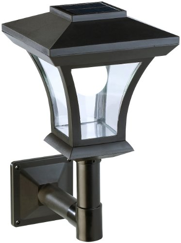 Wandbeleuchtung und andere lampen von lunartec online kaufen bei m bel garten - Wandbeleuchtung solar ...
