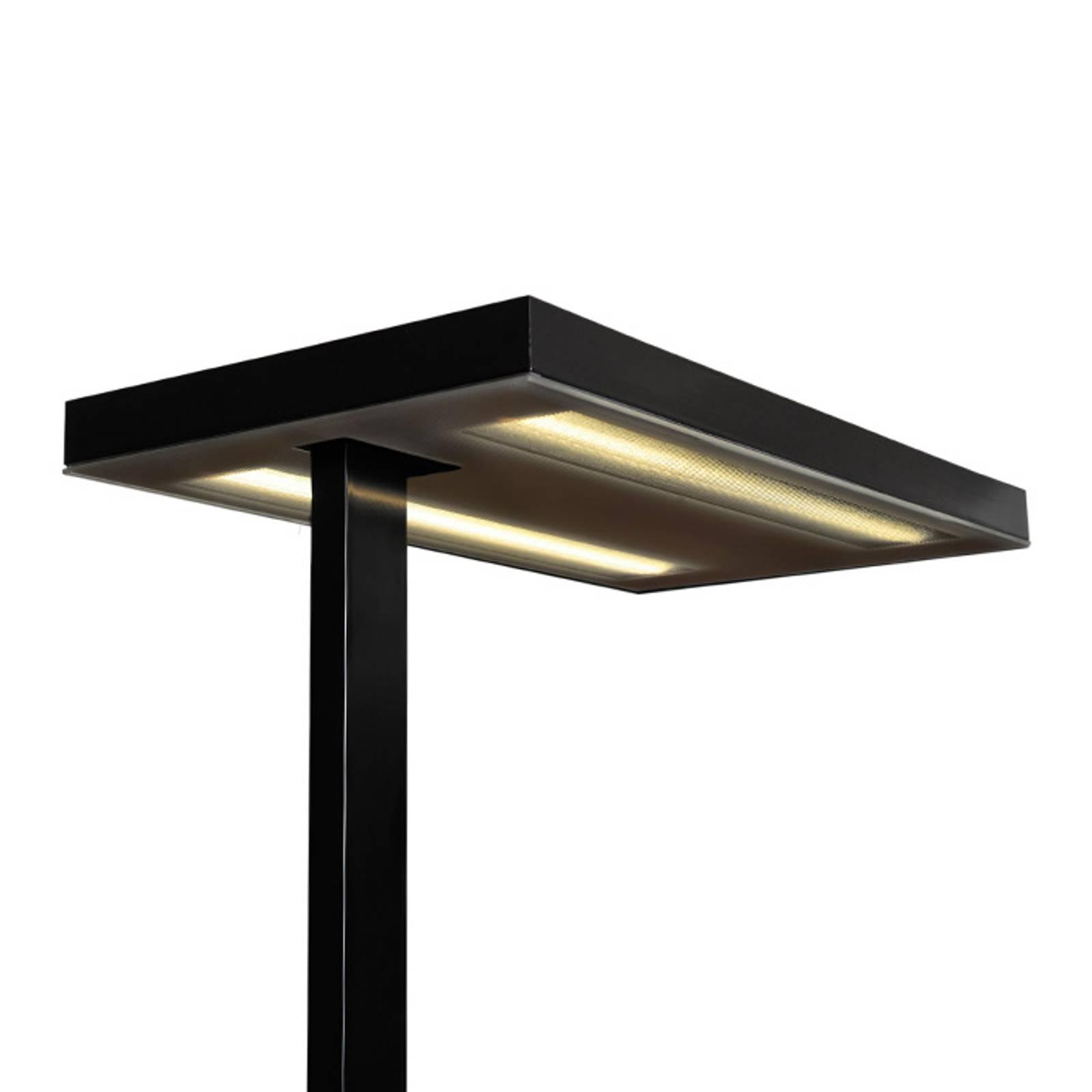 stehlampen von luxo und andere lampen f r wohnzimmer online kaufen bei m bel garten. Black Bedroom Furniture Sets. Home Design Ideas
