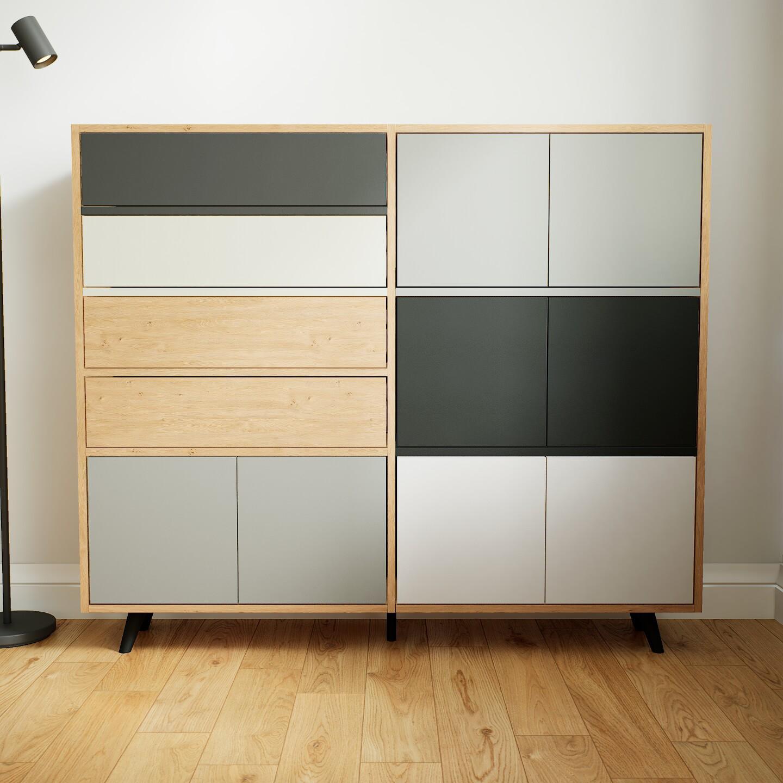 highboards und andere kommoden sideboards von mycs online kaufen bei m bel garten. Black Bedroom Furniture Sets. Home Design Ideas