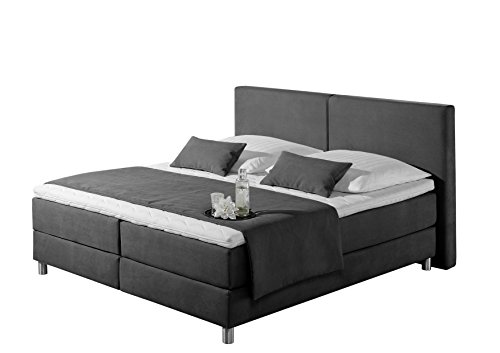 boxspringbetten in 180 x 200 cm und weitere. Black Bedroom Furniture Sets. Home Design Ideas