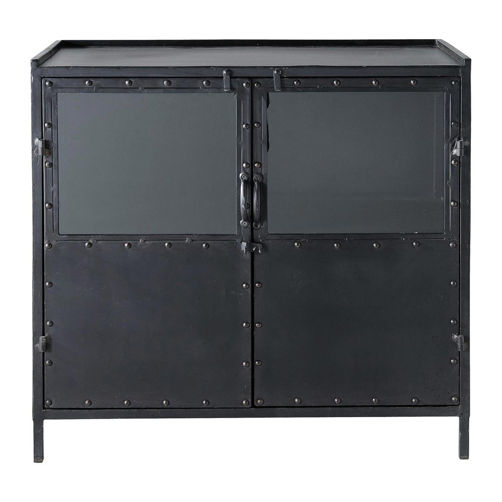 anrichten im industrial stil und weitere anrichten. Black Bedroom Furniture Sets. Home Design Ideas