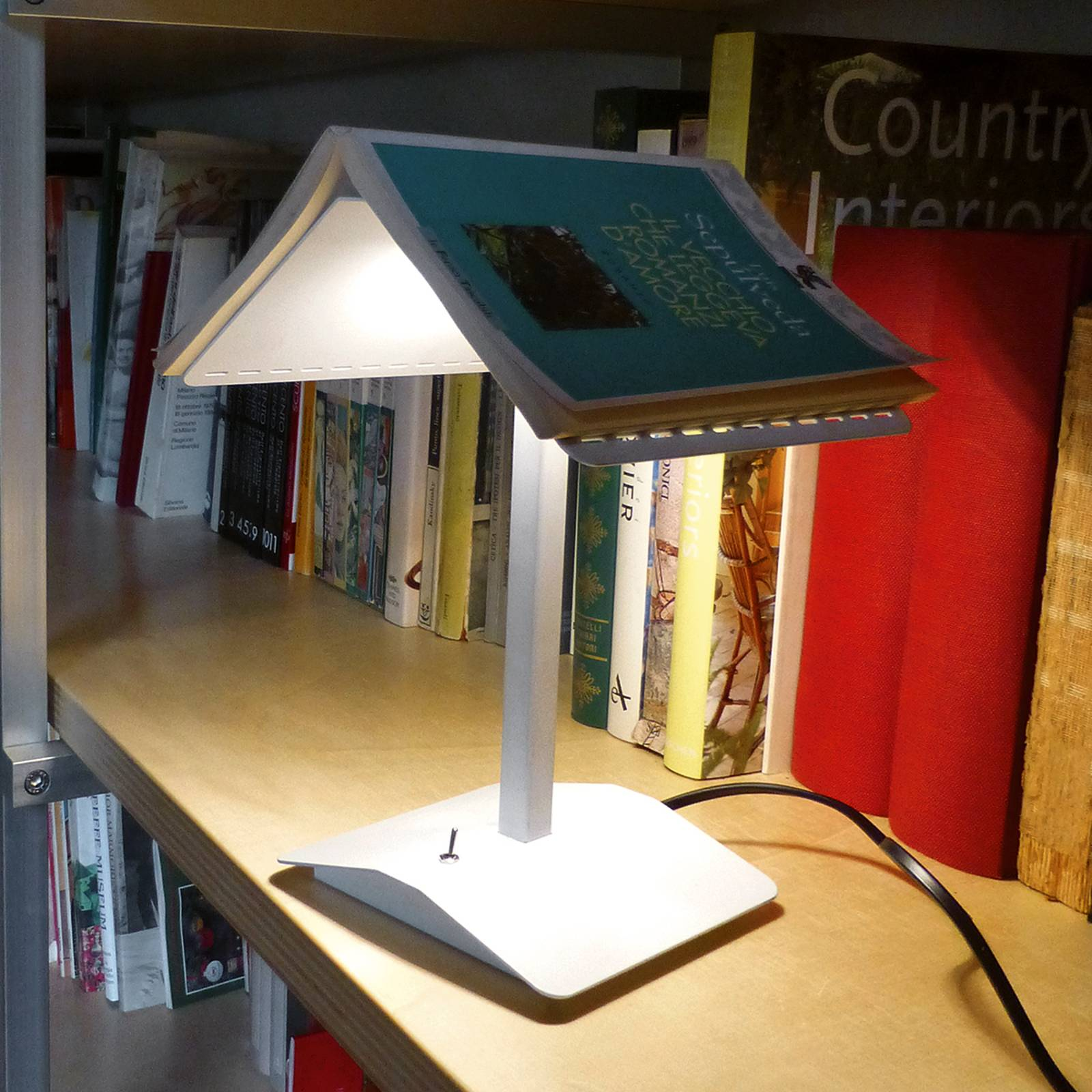 schreibtischlampen und andere lampen von martinelli luce. Black Bedroom Furniture Sets. Home Design Ideas