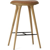 Mater - Highstool Barhocker - 69 cm - Eiche geseift - indoor von Mater