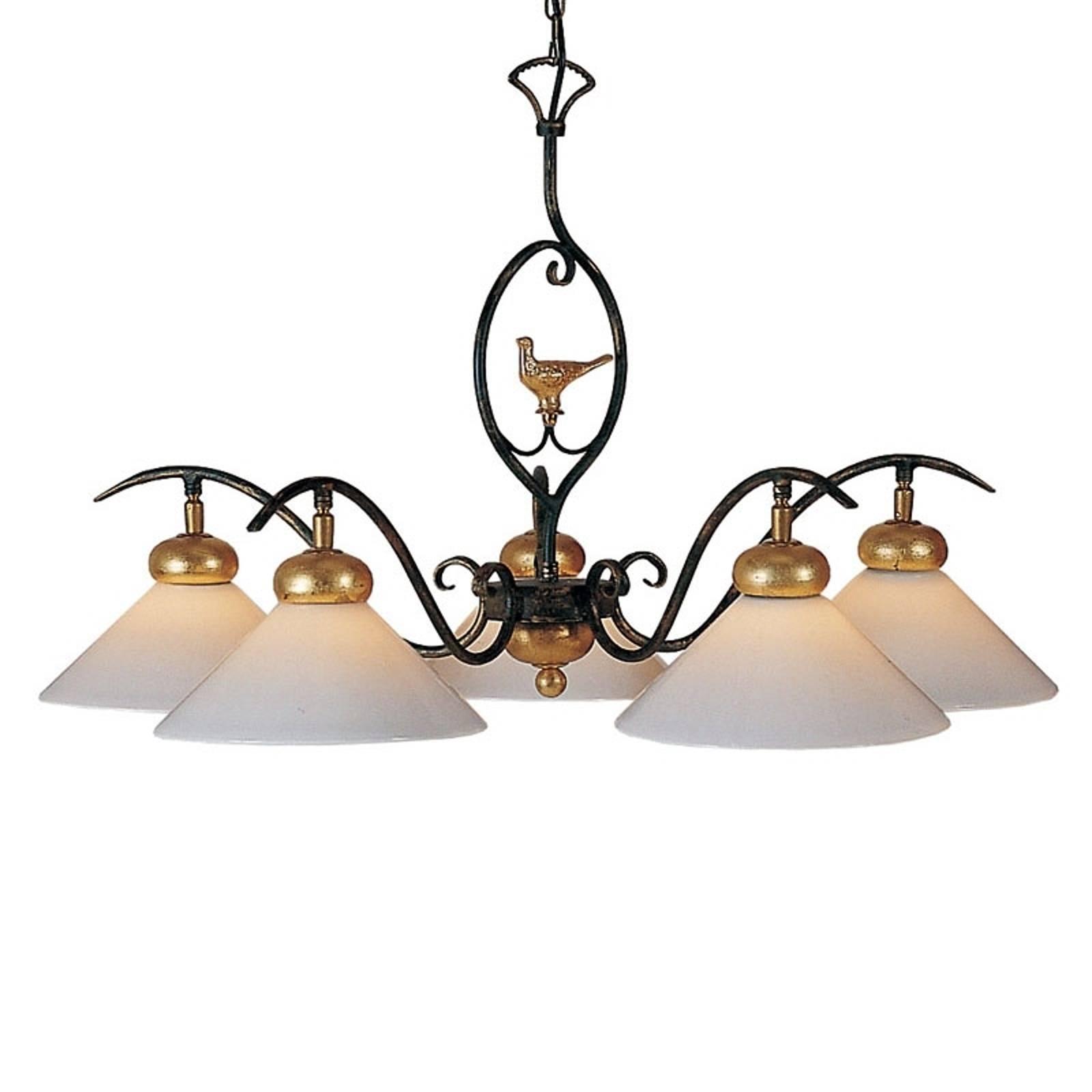 h ngelampen von menzel und andere lampen f r wohnzimmer online kaufen bei m bel garten. Black Bedroom Furniture Sets. Home Design Ideas