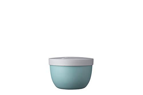Mepal Ellipse Snackpot, pp, Nordic Green, 107 mm von Mepal