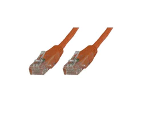 MicroConnect CAT5e UTP 2 m 2 m Cat5e U/UTP (UTP) Orange von MicroConnect