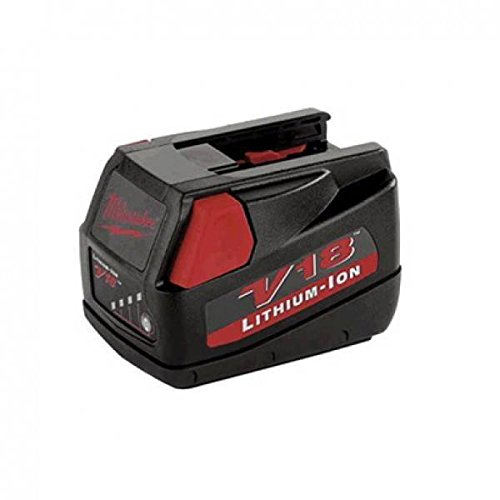 Milwaukee 0002388 Red Lithium-Ion Akku für System-V18, 3.0 Ah, 18 V von Milwaukee