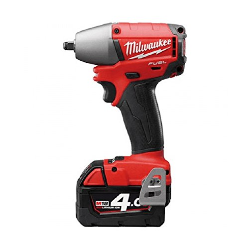 "Milwaukee 18 V, M18 Fuel Red Lithium Akku-0002072 Auswirkungen Schlüssel in 4, 0 Ah 3/8 "" von Milwaukee"
