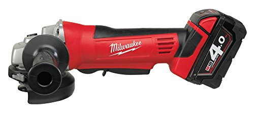 Milwaukee HD18 AG 125-402C Schleifer, kabellos, 18 V von Milwaukee