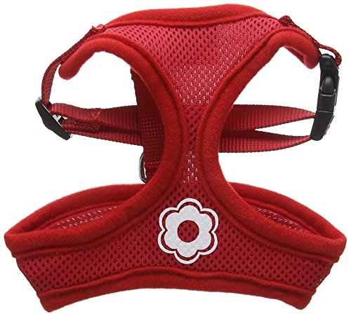 Mirage Daisy Design Weiche Mesh Hundegeschirr von Mirage Pet Products
