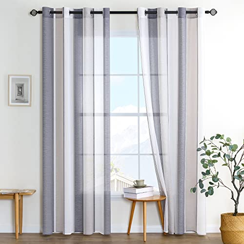 sonstige transparente gardinen vorh nge und weitere gardinen vorh nge g nstig online. Black Bedroom Furniture Sets. Home Design Ideas