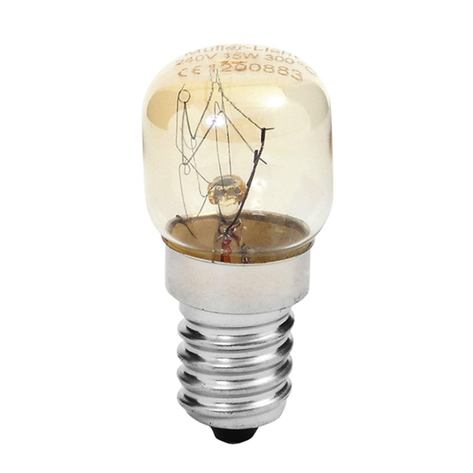 Philips Birnenlampe T22 15W E14 OVEN T22x49 Backofenlampe