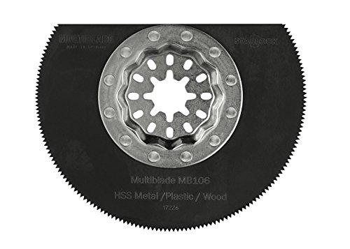 MB29 Holz, PVC, Kunststoff Multiblade Universell Breites S/ägeblatt 42mm