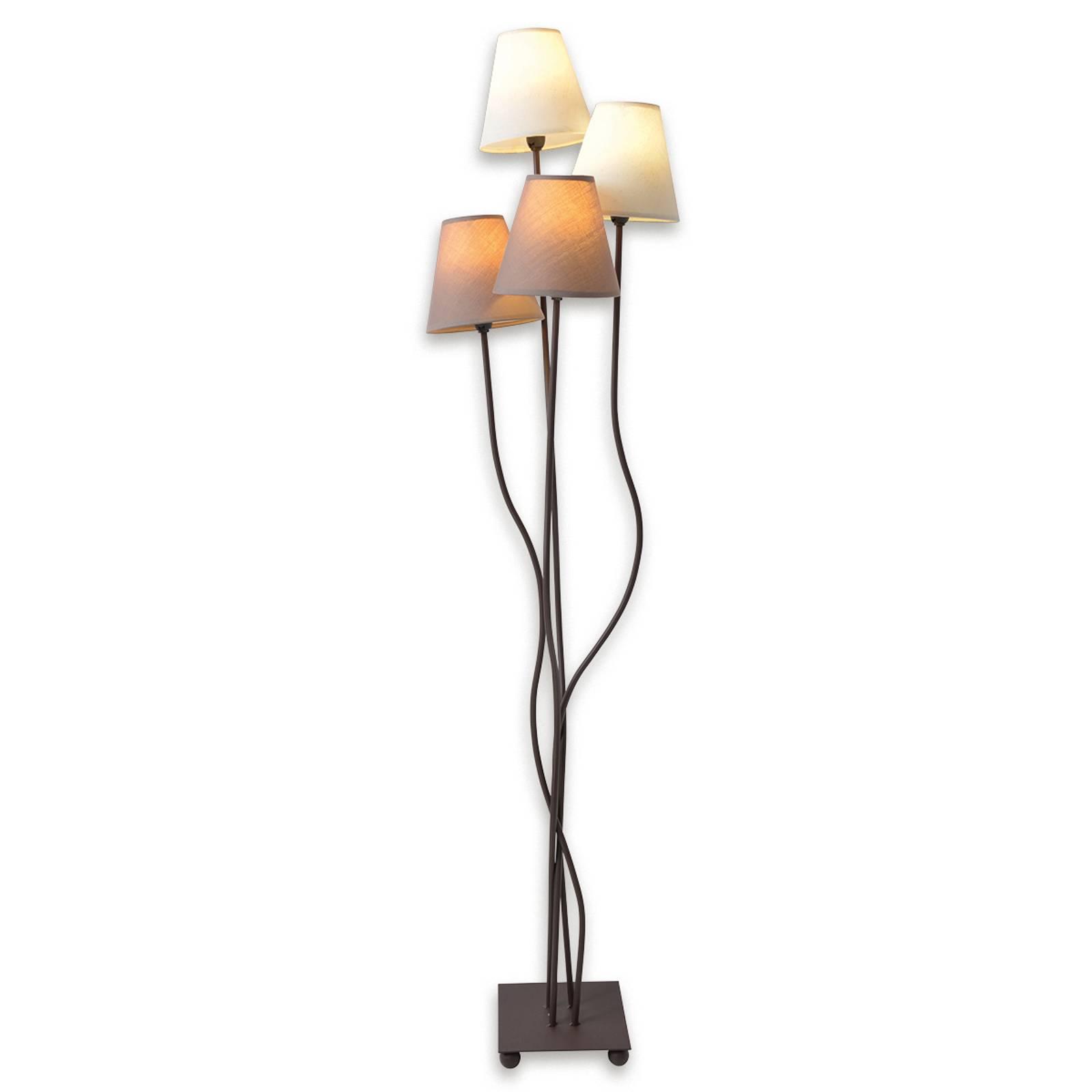 stehlampen und andere lampen von naeve leuchten online kaufen bei m bel garten. Black Bedroom Furniture Sets. Home Design Ideas