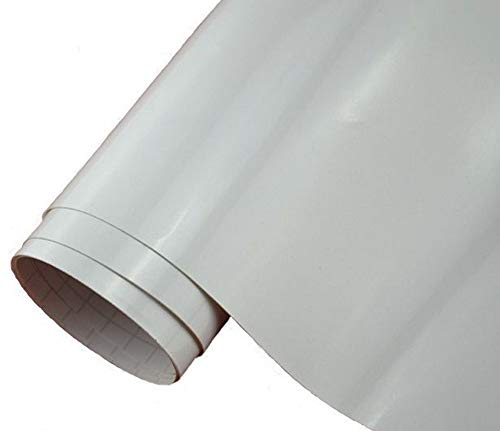 5,42€//m² Autofolie Grau glänzend 1200 x 152 cm anthrazit Klebefolie Car Wrapping