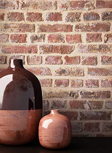 Excellent Tapeten Und Andere Von Newroom Design Online Kaufen Bei Mbel  Garten With Zimmer Mit Steintapete