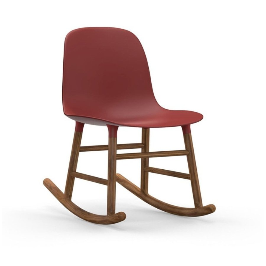 Normann Form Rocking Walnut Schaukelstuhl von Normann Copenhagen
