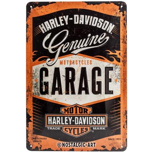 /Garage h/ängeschild 10/x 20/cm Nostalgic-Art 28004/Volkswagen VW/