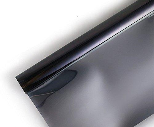 Schwarz fensterfolien und weitere wohnaccessoires - Fensterfolie statisch ...
