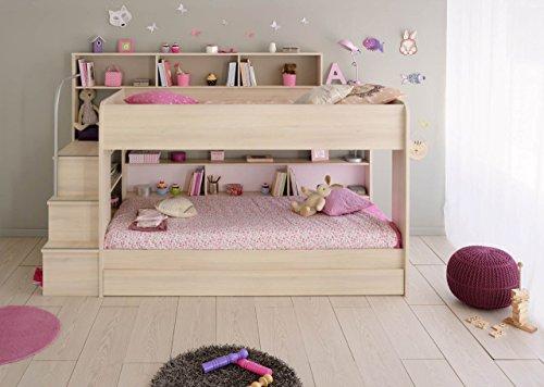 hoch etagenbetten und andere betten von parisot online kaufen bei m bel garten. Black Bedroom Furniture Sets. Home Design Ideas