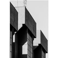 Places of Style Acrylglasbild Gebäude von Places Of Style