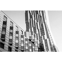 Places of Style Acrylglasbild Hochhaus von Places Of Style