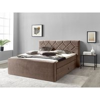 Places of Style Boxspringbett Atlanta von Places Of Style